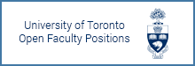 University of Toronto Open Faculty Positions